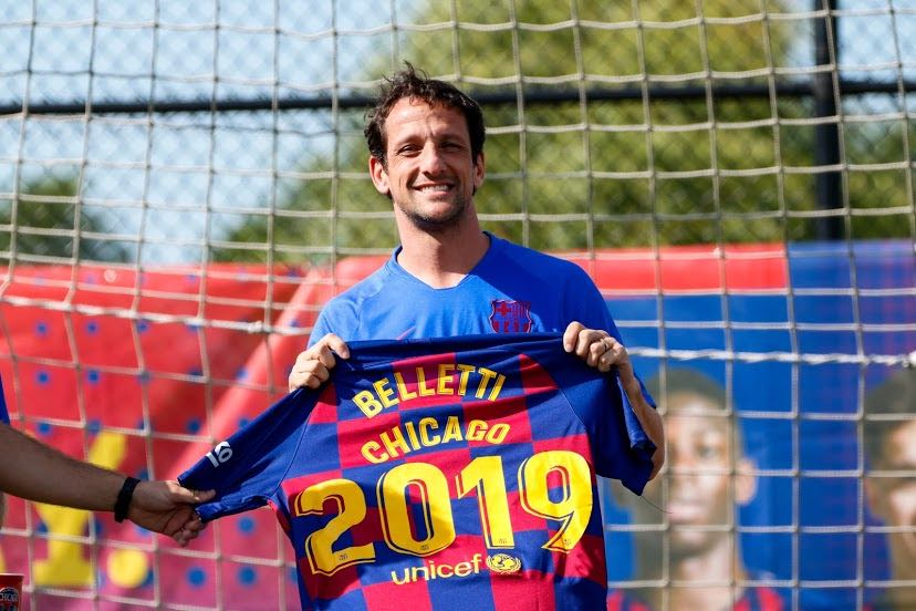 Juliano Belletti in Chicago