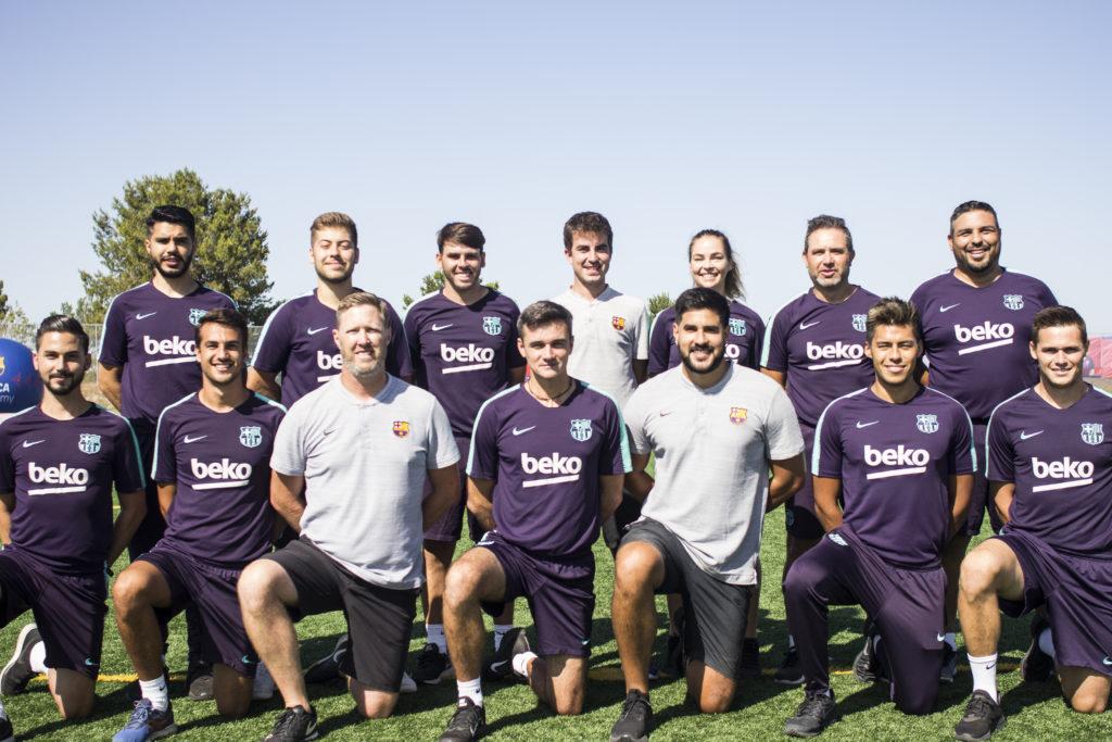 Barca Academy Coaches