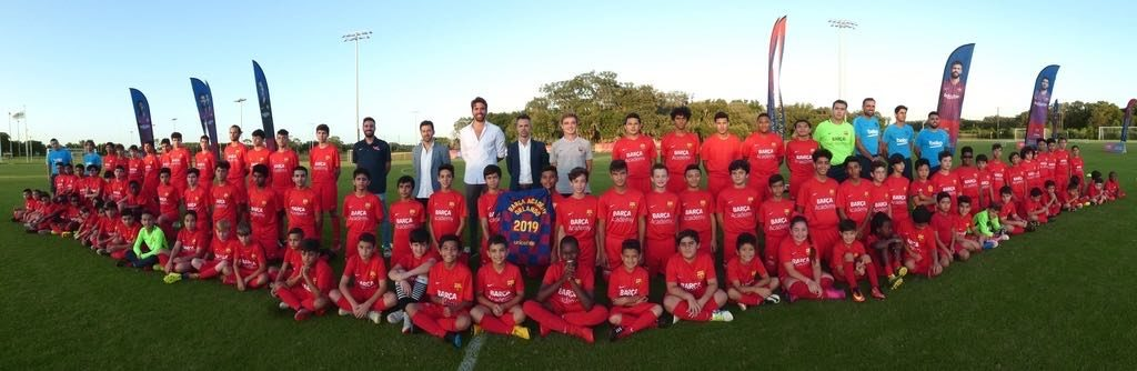 Barca Academy Orlando