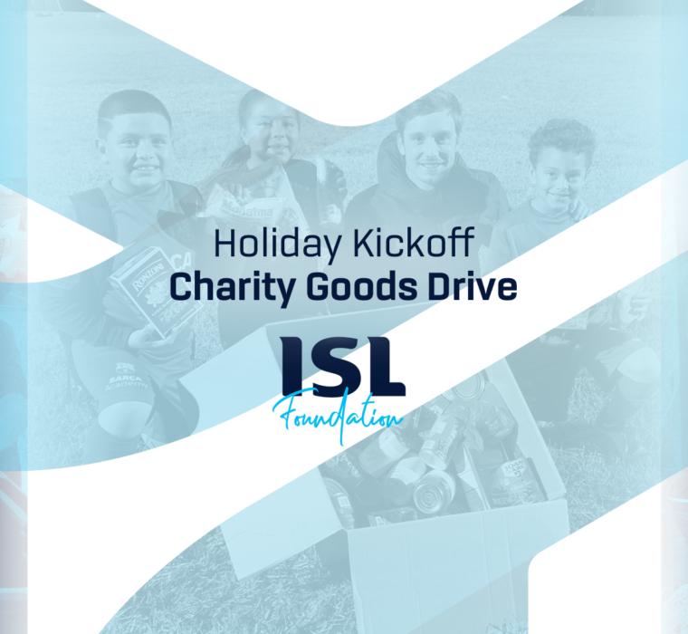 ISL Foundation Instagram Goods Drive