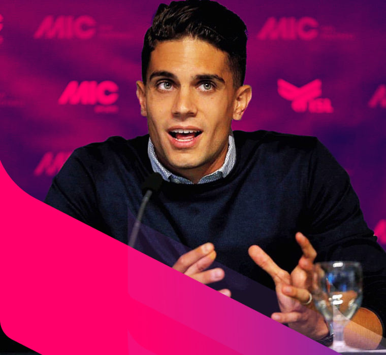 Bartra MIc Opening Ceremony 1
