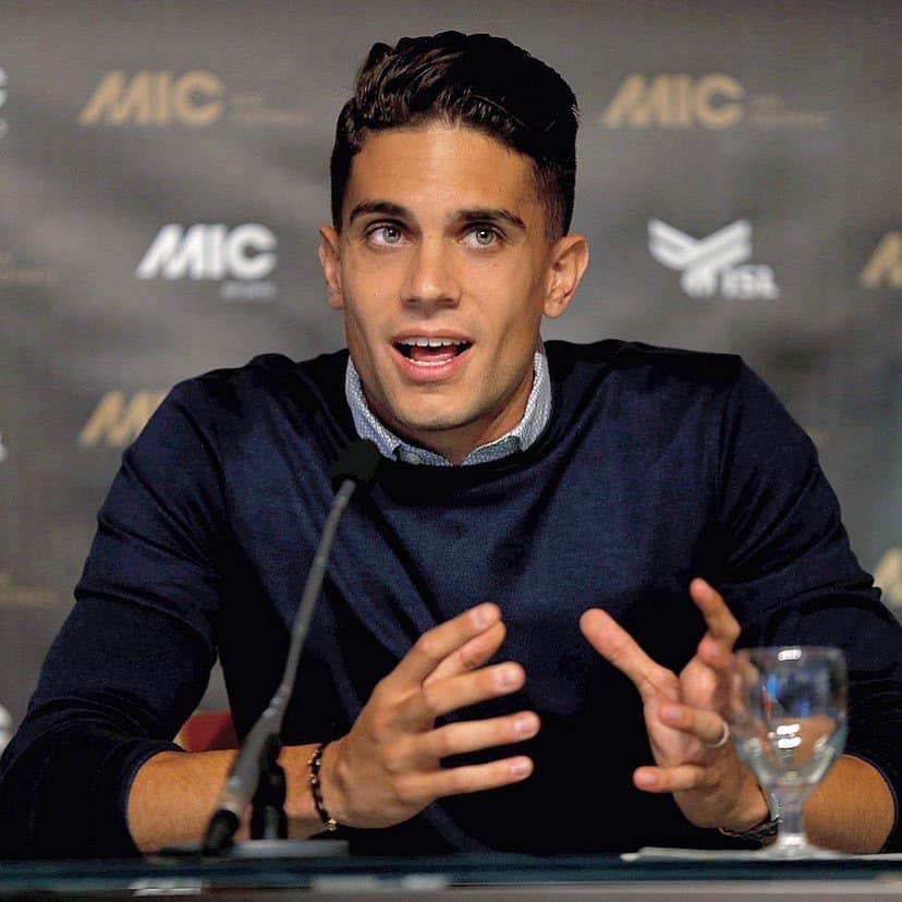 Bartra MIc Opening Ceremony