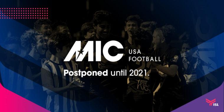ISL Agency article header MIC USA postponed copy