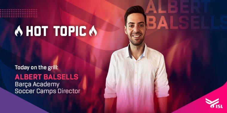 ISL Agency Article Header Hot Topic Albert min