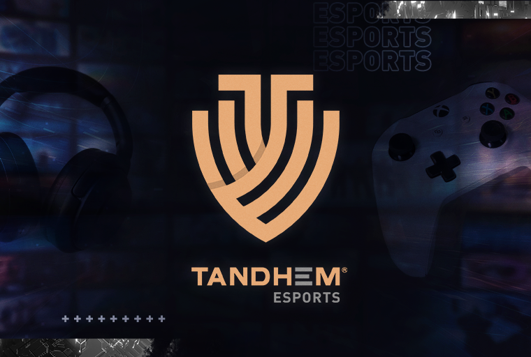 ISL Agency Article Header Tandhem Esports Announcement