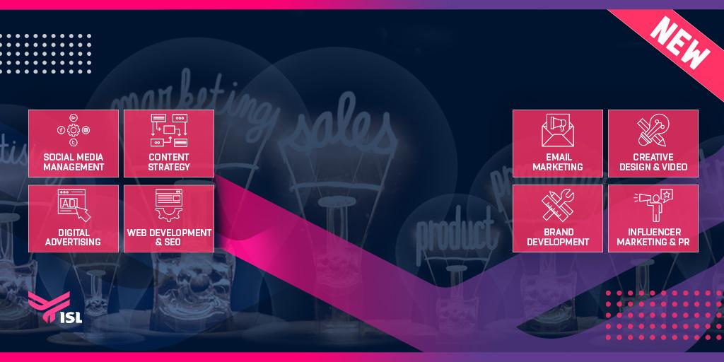 ISL Marketing 360 Services