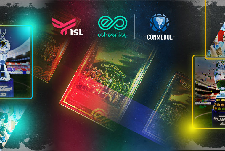 ISL AGENCY_CONMEBOL_NFT Collection
