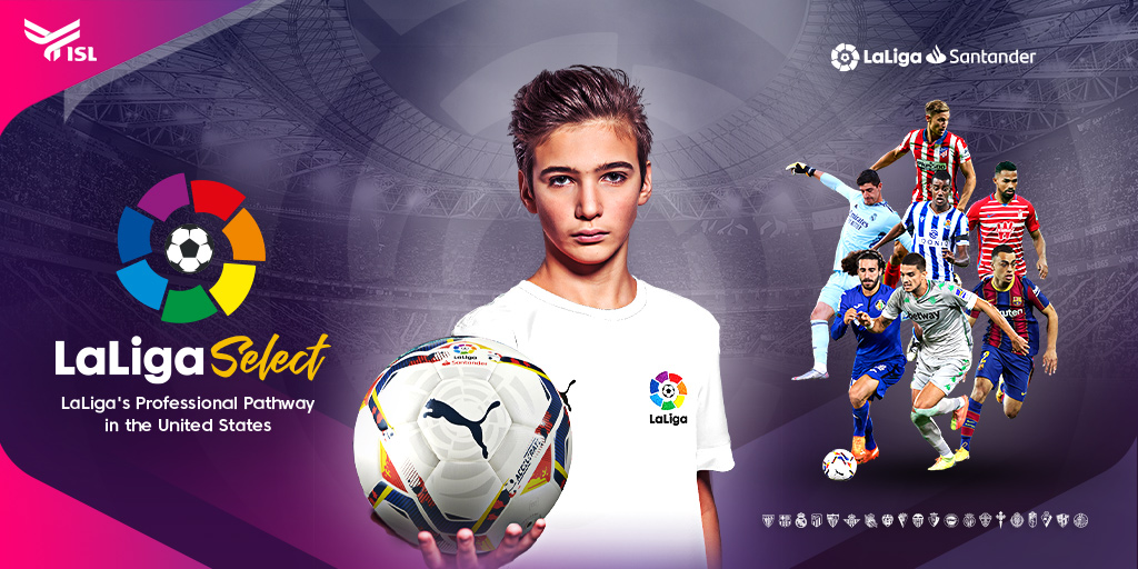 ISLAGENCY_LaligaSelect_Youth soccer