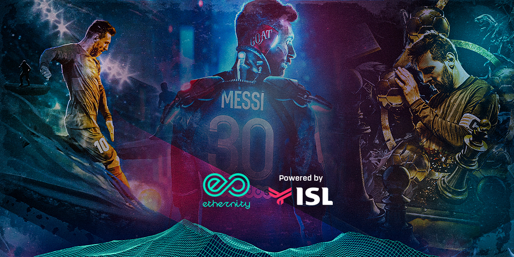 Messi NFT Launch_ISL agency