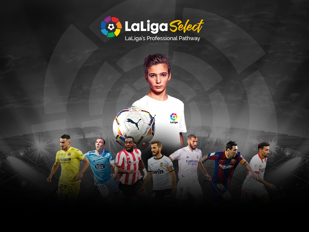 LaLigaSelect Cover Showcases Tournaments
